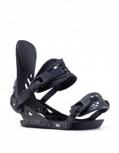 Wiązania Wiązania Snowboardowe RIDE EX BLACK 12D1005.1.1 Ride