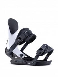 Wiązania Wiązania Snowboardowe RIDE EX WHITE 12D1005.1.2 Ride
