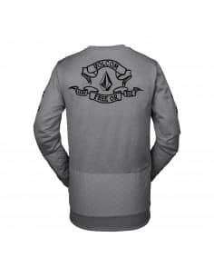 ODZIEŻ Bluza Volcom Pat Moore Fleece G2452001 Volcom