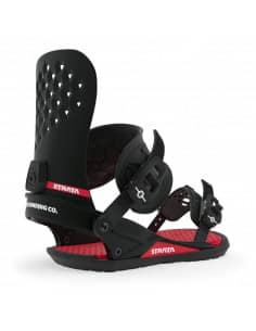 Wiązania Wiązania Snowboardowe UNION Strata™ Black 193061 UNION