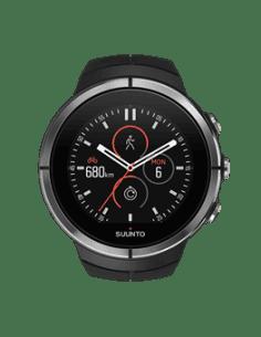 PRODUKTY ARCHIWALNE Zegarek Suunto Spartan Ultra Black HR SS022659000 Suunto
