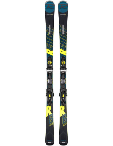 NARTY Narty Rossignol React R8 Hp RRI01LH Rossignol