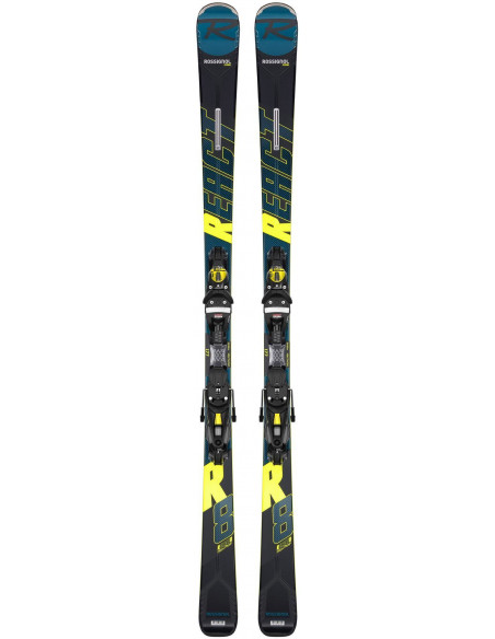 Narty Rossignol React R8 Hp