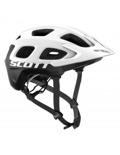 Kaski Kask Scott VIVO (CE) WHITE/BLACK 241073 Scott