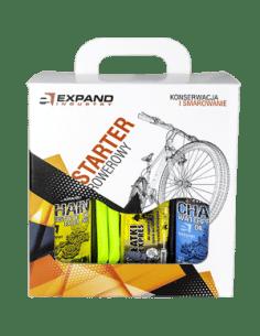 Oleje, Płyny i Środki Czyszczące Starter rowerowy Expand Starter rowerowy Expand Expand