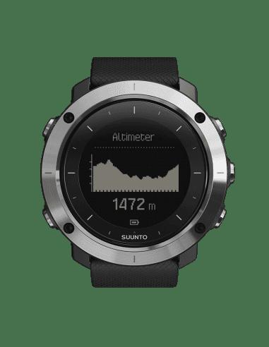 Liczniki i Nawigacje GPS SUUNTO TRAVERSE BLACK SS021843000 Suunto