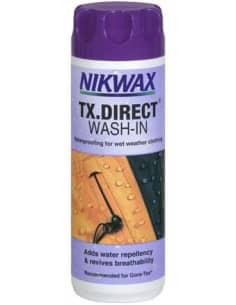PIELĘGNACJA ODZIEŻY Nikwax Impregnat TX. Direct Wash-In NI-12 Nikwax