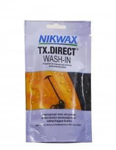 PIELĘGNACJA ODZIEŻY Nikwax Impregnat TX. Direct Wash-In [Saszetka] NI-50 Nikwax
