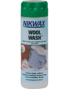 PIELĘGNACJA ODZIEŻY Nikwax Środek Piorący Wool Wash NI-90 Nikwax