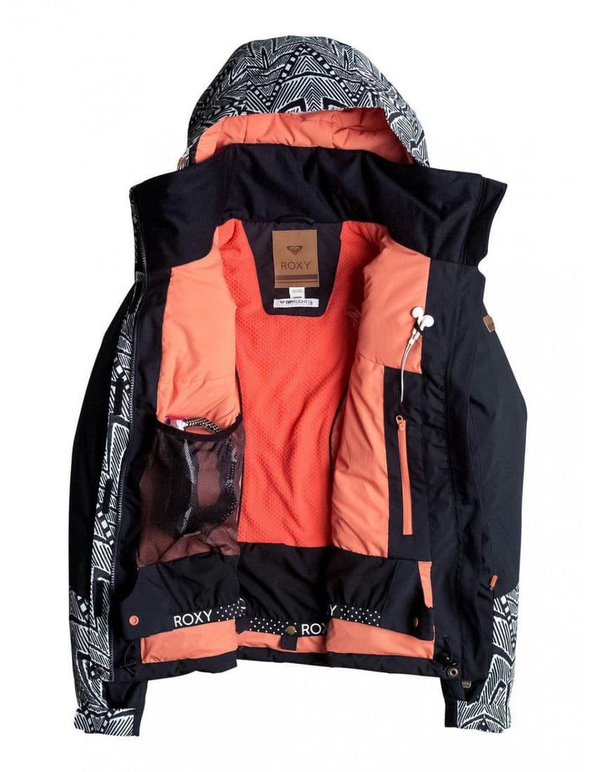 fa122814ceac5 ... Kurtki Snowboardowe Kurtka ROXY Flicker Snow Jacket ROXY Flicker Snow  Jacket ROXY