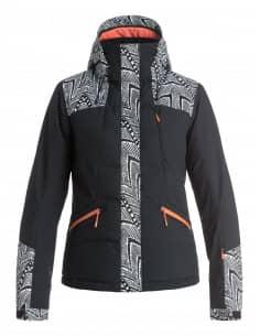 Kurtki Snowboardowe Kurtka ROXY Flicker Snow Jacket ROXY Flicker Snow Jacket ROXY