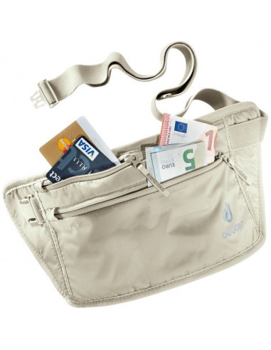 PRODUKTY ARCHIWALNE Saszetka Deuter Security Money Belt II Security Money Belt II Deuter