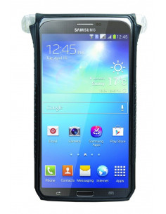 """Uchwyty / Pokrowce / Powerbanki Pokrowiec TOPEAK SMARTPHONE DRYBAG 6 BLACK (ekrany 5-6"""") T-TT9840B Topeak"""