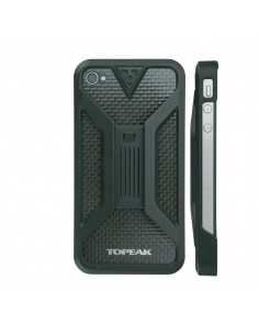 PRODUKTY ARCHIWALNE Uchwyt TOPEAK RIDECASE FOR iPHONE 4/4S BLACK T-TT9832B Topeak