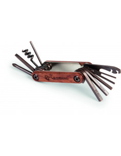 Narzędzia Zestaw kluczy Le Grand Woodman LGCKU0000004 Le Grand