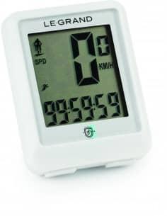 Liczniki i Nawigacje GPS Licznik rowerowy Le Grand C11 LGCLI000001WH Le Grand