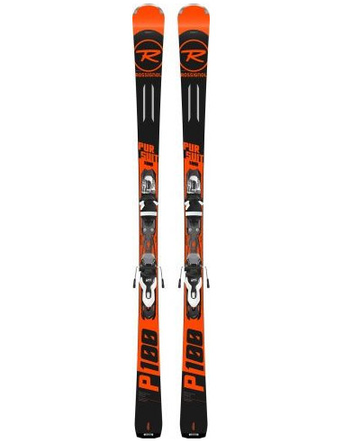 Narty Narty Rossignol Pursuit 100 RRG02BK Rossignol
