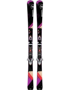 PRODUKTY ARCHIWALNE Narty Rossignol Famous 6 RRG03BL Rossignol