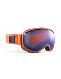 Gogle Julbo Atlas Orange/Blue + Orange Blue Flash Lens