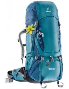 Plecaki Trekkingowe Plecak Deuter Aircontact 60 + 10 SL 3320416 Deuter