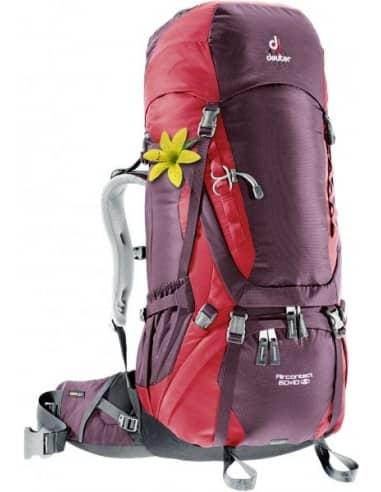 Plecaki Trekkingowe Plecak Deuter Aircontact 60 + 10 SL Deuter Aircontact 60 + 10 SL Deuter