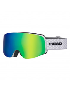 Gogle HEAD INFINITY FMR + Spare Lens blue/green