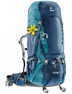 Plecaki Trekkingowe Plecak Deuter Aircontact 70 + 10 SL 3320616 Deuter