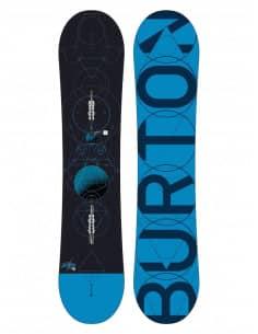 Deski Deska Snowboardowa Burton Custom Smalls 107381 Burton