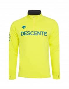 OCIEPLINY Golf Descente ¼ ZIP D80620 Descente