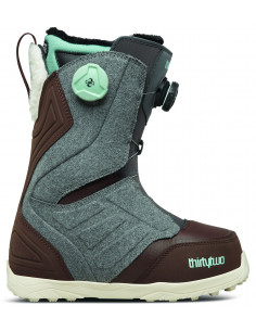 Buty Snowboardowe ThirtyTwo LASHED DOUBLE BOA W'S