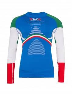 Koszulka X-BIONIC PATRIOT WŁOCHY FISI