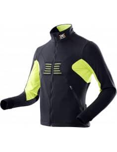 BIELIZNA Bluza X-BIONIC RACOON FULL ZIP O100082 X-Bionic