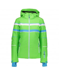 Kurtka CMP WOMAN ZIP HOOD JACKET