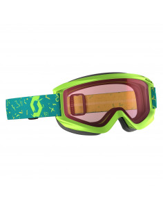 Gogle Scott JR Agent green / enhancer