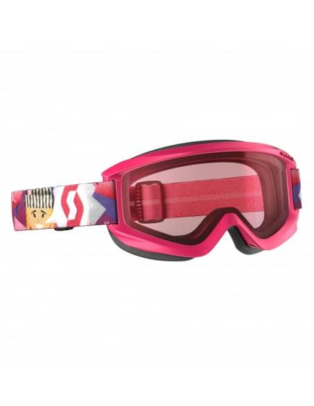Gogle Scott JR Agent pink / enhancer