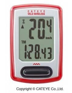 Liczniki i Nawigacje GPS Licznik rowerowy Cateye VELO WIRELESS CC-VT230W 1604351