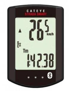 Liczniki i Nawigacje GPS Licznik rowerowy Cateye STRADA SMART CC-RD500 1603950